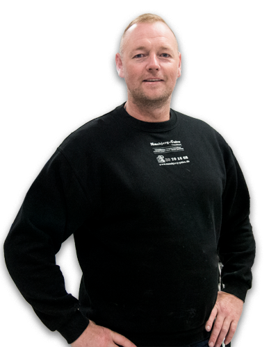 Lars Ebbesen, Ejer og gulvlægger hos Næsbjerg-Gulve i Varde